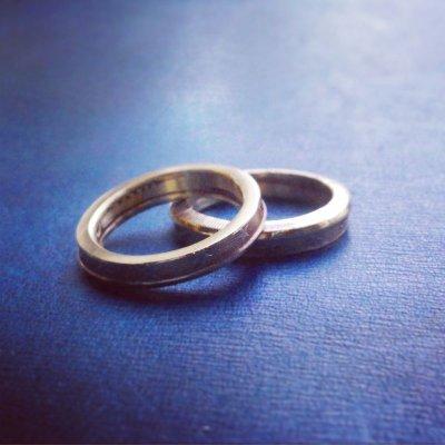 画像2: 指輪/スターコインリング/真鍮