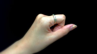 画像3: 指輪/スターコインリング/真鍮