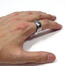 画像4: 指輪/コインリング/フランクリン銀貨/ハーフダラー/silver900 (4)