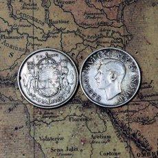 カナダ50¢銀貨