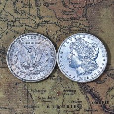 画像7: ブレス/コインバングル/モルガンダラー銀貨/silver900/ (7)