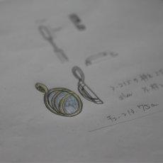 画像3: 【フルオーダーメイド】 シルバーネックレス/ターコイズ (3)