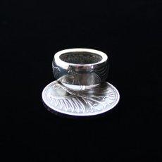 画像3: 指輪/コインリング/5マルク銀貨/西ドイツ/イーグル (3)