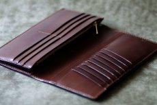 画像2: 【フルオーダーメイド】ガルーシャ長財布・名刺入れ・小銭入れ3点セット (2)