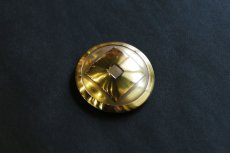 画像13: オリジナル金具/オーダーメイドコンチョ/真鍮コンチョ/シルバーコンチョ (13)