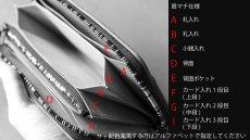画像11: 【フルオーダーメイド】 長財布/ロングウォレット/L字ファスナー仕様/カスタム/オリジナル/一点もの (11)