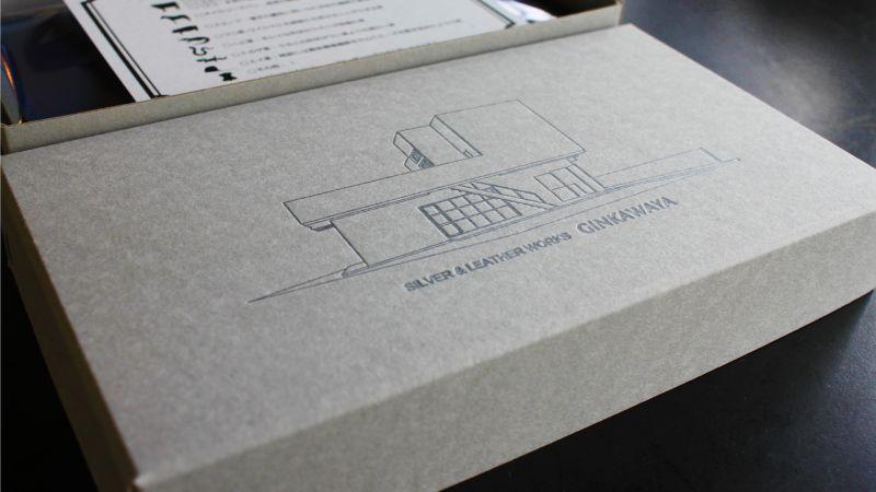 銀革屋11周年 発表その1 長財布の化粧箱が変わります